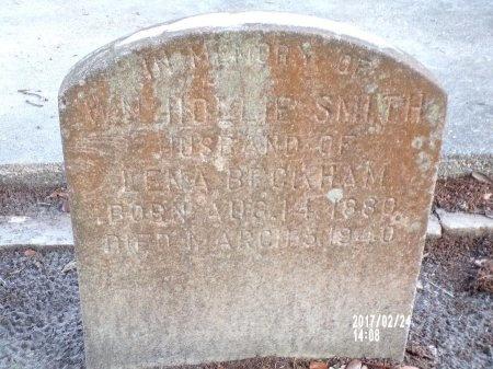 SMITH, WILLIAM HOLLIE - Hancock County, Mississippi | WILLIAM HOLLIE SMITH - Mississippi Gravestone Photos