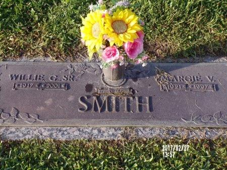 SMITH, MARGIE - Hancock County, Mississippi | MARGIE SMITH - Mississippi Gravestone Photos