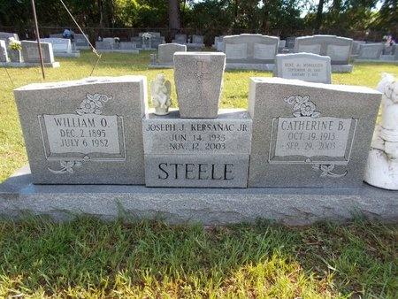 STEELE, CATHERINE - Hancock County, Mississippi | CATHERINE STEELE - Mississippi Gravestone Photos