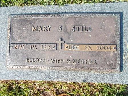 STILL, MARY S - Hancock County, Mississippi | MARY S STILL - Mississippi Gravestone Photos