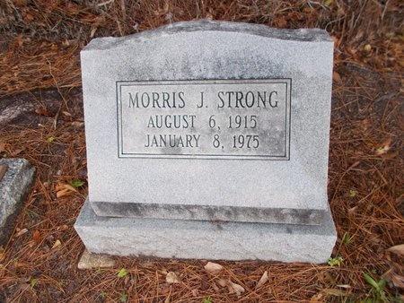 STRONG, MORRIS J - Hancock County, Mississippi   MORRIS J STRONG - Mississippi Gravestone Photos