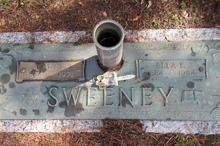 SWEENEY, ELLA E - Hancock County, Mississippi | ELLA E SWEENEY - Mississippi Gravestone Photos