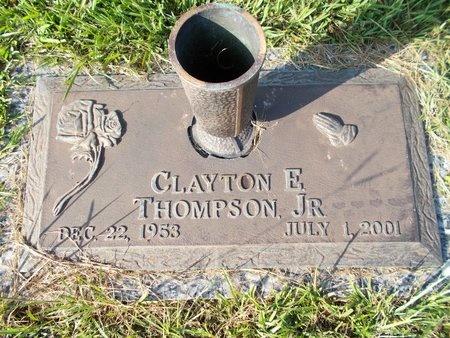THOMPSON, CALYTON E., JR - Hancock County, Mississippi | CALYTON E., JR THOMPSON - Mississippi Gravestone Photos