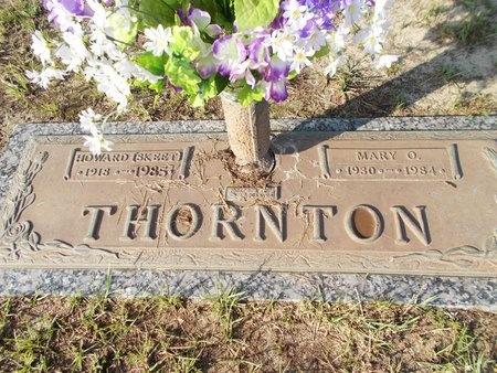 "THORNTON, HOWARD ""SKEET"" - Hancock County, Mississippi | HOWARD ""SKEET"" THORNTON - Mississippi Gravestone Photos"