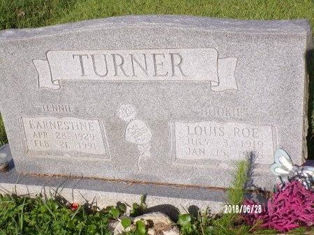 "TURNER, EARNESTINE ""TENNIE"" - Hancock County, Mississippi   EARNESTINE ""TENNIE"" TURNER - Mississippi Gravestone Photos"