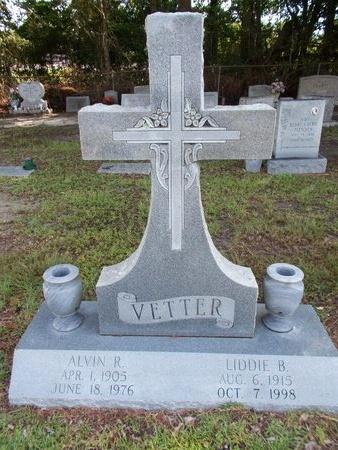 VETTER, ALVIN R - Hancock County, Mississippi | ALVIN R VETTER - Mississippi Gravestone Photos
