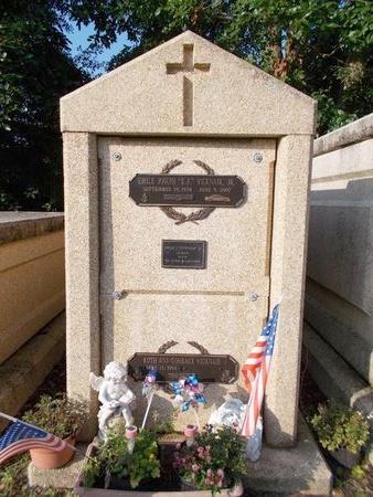 VICKNAIR, MEMORIAL - Hancock County, Mississippi   MEMORIAL VICKNAIR - Mississippi Gravestone Photos