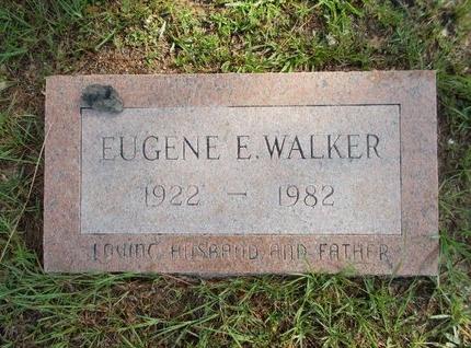 WALKER, EUGENE E - Hancock County, Mississippi   EUGENE E WALKER - Mississippi Gravestone Photos