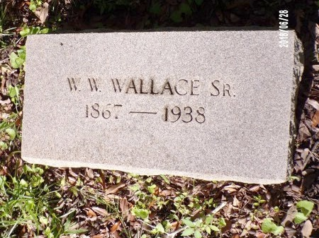WALLACE, W W., SR - Hancock County, Mississippi | W W., SR WALLACE - Mississippi Gravestone Photos