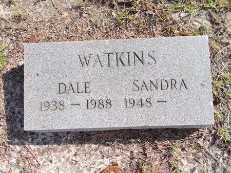 WATKINS, DALE - Hancock County, Mississippi | DALE WATKINS - Mississippi Gravestone Photos