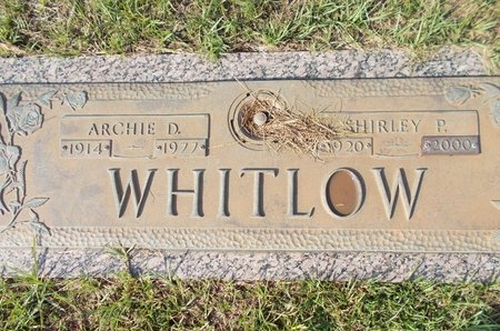 WHITLOW, SHIRLEY P - Hancock County, Mississippi | SHIRLEY P WHITLOW - Mississippi Gravestone Photos