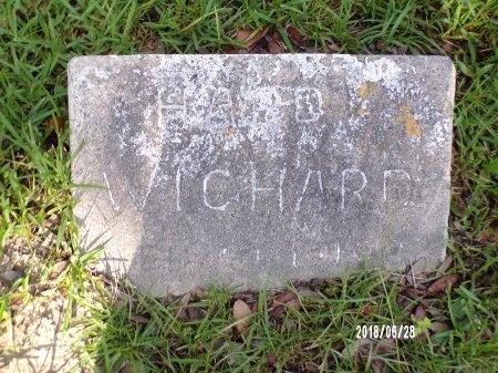 WICHARD, HARDY - Hancock County, Mississippi | HARDY WICHARD - Mississippi Gravestone Photos