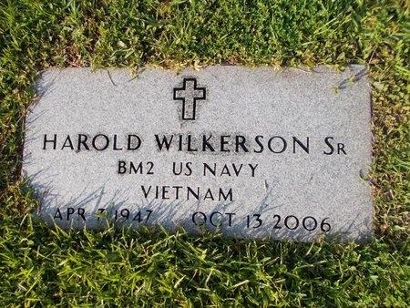 WILKERSON (VETERAN VIET), HAROLD, SR (NEW) - Hancock County, Mississippi | HAROLD, SR (NEW) WILKERSON (VETERAN VIET) - Mississippi Gravestone Photos