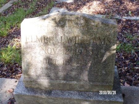 WILLIAMS, ELMER J - Hancock County, Mississippi | ELMER J WILLIAMS - Mississippi Gravestone Photos