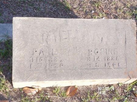 WILLIAMS, PAUL - Hancock County, Mississippi | PAUL WILLIAMS - Mississippi Gravestone Photos