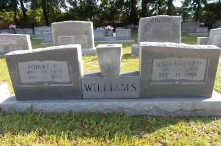 WILLIAMS, MARY - Hancock County, Mississippi | MARY WILLIAMS - Mississippi Gravestone Photos