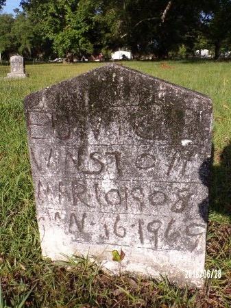 WINSTON, UNICE - Hancock County, Mississippi | UNICE WINSTON - Mississippi Gravestone Photos
