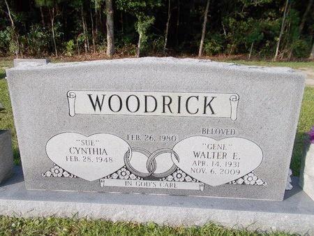 "WOODRICK, WALTER E ""GENE"" - Hancock County, Mississippi | WALTER E ""GENE"" WOODRICK - Mississippi Gravestone Photos"