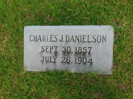DANIELSON, CHARLES JOHAN - Harrison County, Mississippi   CHARLES JOHAN DANIELSON - Mississippi Gravestone Photos