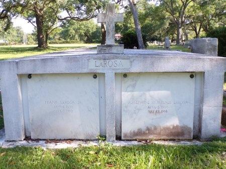 LAROSA, JR, FRANK - Harrison County, Mississippi | FRANK LAROSA, JR - Mississippi Gravestone Photos