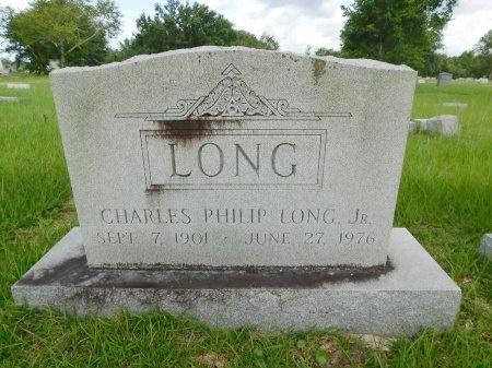 LONG, JR, CHARLES PHILIP - Harrison County, Mississippi | CHARLES PHILIP LONG, JR - Mississippi Gravestone Photos