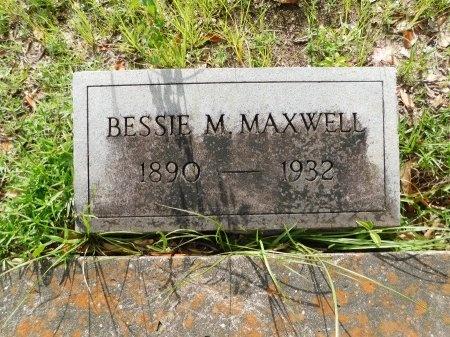 MAXWELL, BESSIE MATILDA - Harrison County, Mississippi   BESSIE MATILDA MAXWELL - Mississippi Gravestone Photos