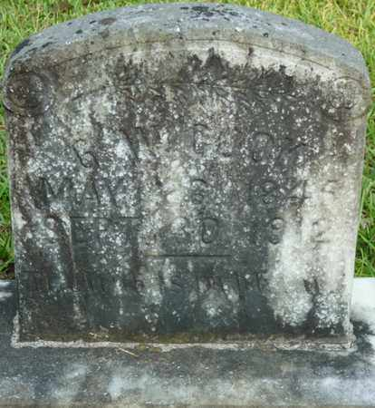 COOK, G.W. - Itawamba County, Mississippi | G.W. COOK - Mississippi Gravestone Photos