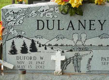 DULANEY, DUFORD W - Itawamba County, Mississippi | DUFORD W DULANEY - Mississippi Gravestone Photos