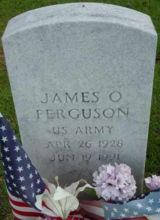 FERGUSON (VETERAN), JAMES O - Itawamba County, Mississippi | JAMES O FERGUSON (VETERAN) - Mississippi Gravestone Photos