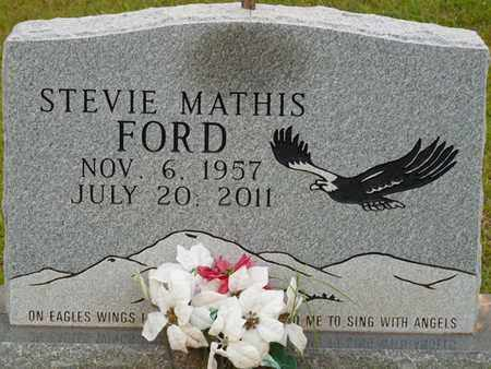 FORD, STEVIE MATHIS - Itawamba County, Mississippi | STEVIE MATHIS FORD - Mississippi Gravestone Photos