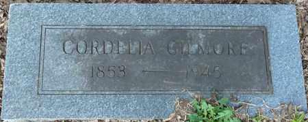 GILMORE, CORDELIA - Itawamba County, Mississippi | CORDELIA GILMORE - Mississippi Gravestone Photos