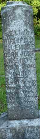 GILMORE, DELLIA - Itawamba County, Mississippi | DELLIA GILMORE - Mississippi Gravestone Photos