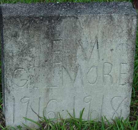 GILMORE, E.M. - Itawamba County, Mississippi | E.M. GILMORE - Mississippi Gravestone Photos