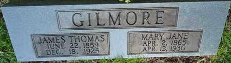 GILMORE, MARY JANE - Itawamba County, Mississippi | MARY JANE GILMORE - Mississippi Gravestone Photos
