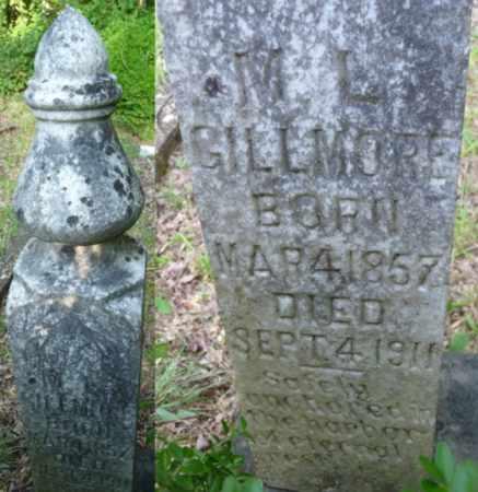 GILMORE, M.L. - Itawamba County, Mississippi | M.L. GILMORE - Mississippi Gravestone Photos