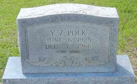POLK, Y Z - Jefferson Davis County, Mississippi | Y Z POLK - Mississippi Gravestone Photos