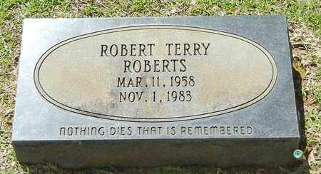 ROBERTS, ROBERT TERRY - Jefferson Davis County, Mississippi | ROBERT TERRY ROBERTS - Mississippi Gravestone Photos
