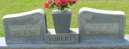 ROBERTS, VERNON ROBERT - Jefferson Davis County, Mississippi | VERNON ROBERT ROBERTS - Mississippi Gravestone Photos