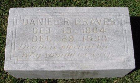 GRAVES, DANIEL R. - Jones County, Mississippi | DANIEL R. GRAVES - Mississippi Gravestone Photos