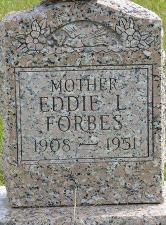 FORBES, EDDIE L - Lee County, Mississippi   EDDIE L FORBES - Mississippi Gravestone Photos