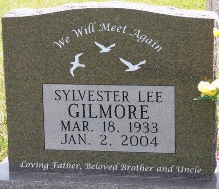 GILMORE, SYLVESTER LEE - Lee County, Mississippi | SYLVESTER LEE GILMORE - Mississippi Gravestone Photos