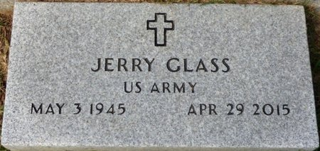 GLASS (VETERAN), JERRY - Lee County, Mississippi   JERRY GLASS (VETERAN) - Mississippi Gravestone Photos