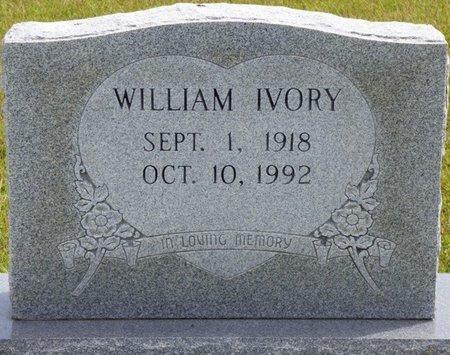 IVORY, WILLIAM - Lee County, Mississippi | WILLIAM IVORY - Mississippi Gravestone Photos