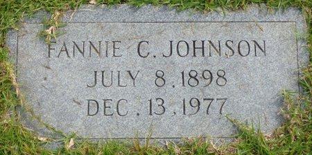 JOHNSON, FANNIE C - Lee County, Mississippi | FANNIE C JOHNSON - Mississippi Gravestone Photos