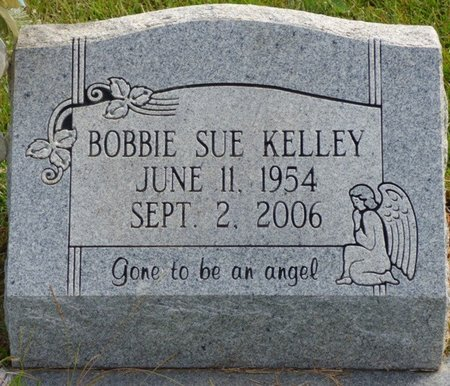 KELLEY, BOBBIE SUE - Lee County, Mississippi | BOBBIE SUE KELLEY - Mississippi Gravestone Photos