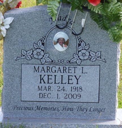 KELLEY, MARGARET L - Lee County, Mississippi | MARGARET L KELLEY - Mississippi Gravestone Photos
