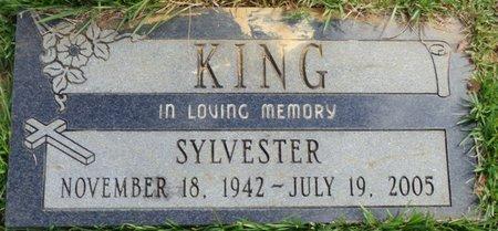 KING, SYLVESTER - Lee County, Mississippi | SYLVESTER KING - Mississippi Gravestone Photos