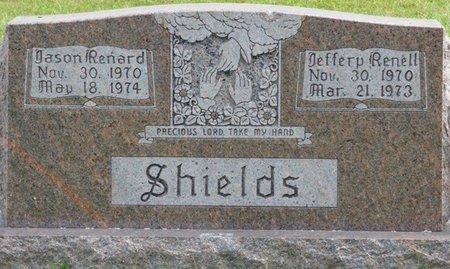 SHIELDS, JASON RENARD - Lee County, Mississippi | JASON RENARD SHIELDS - Mississippi Gravestone Photos