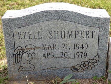 SHUMPERT, EZELL - Lee County, Mississippi | EZELL SHUMPERT - Mississippi Gravestone Photos