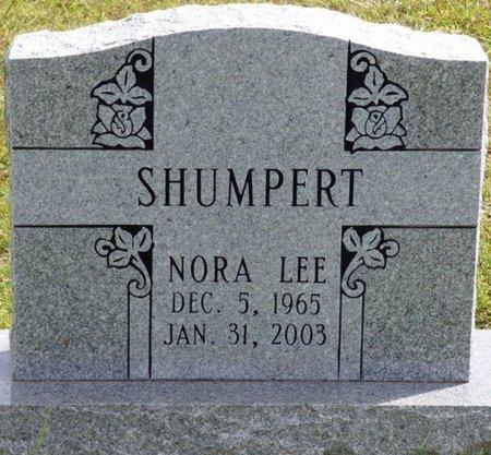 "SHUMPERT, NORA LEE ""SHEMP"" - Lee County, Mississippi | NORA LEE ""SHEMP"" SHUMPERT - Mississippi Gravestone Photos"